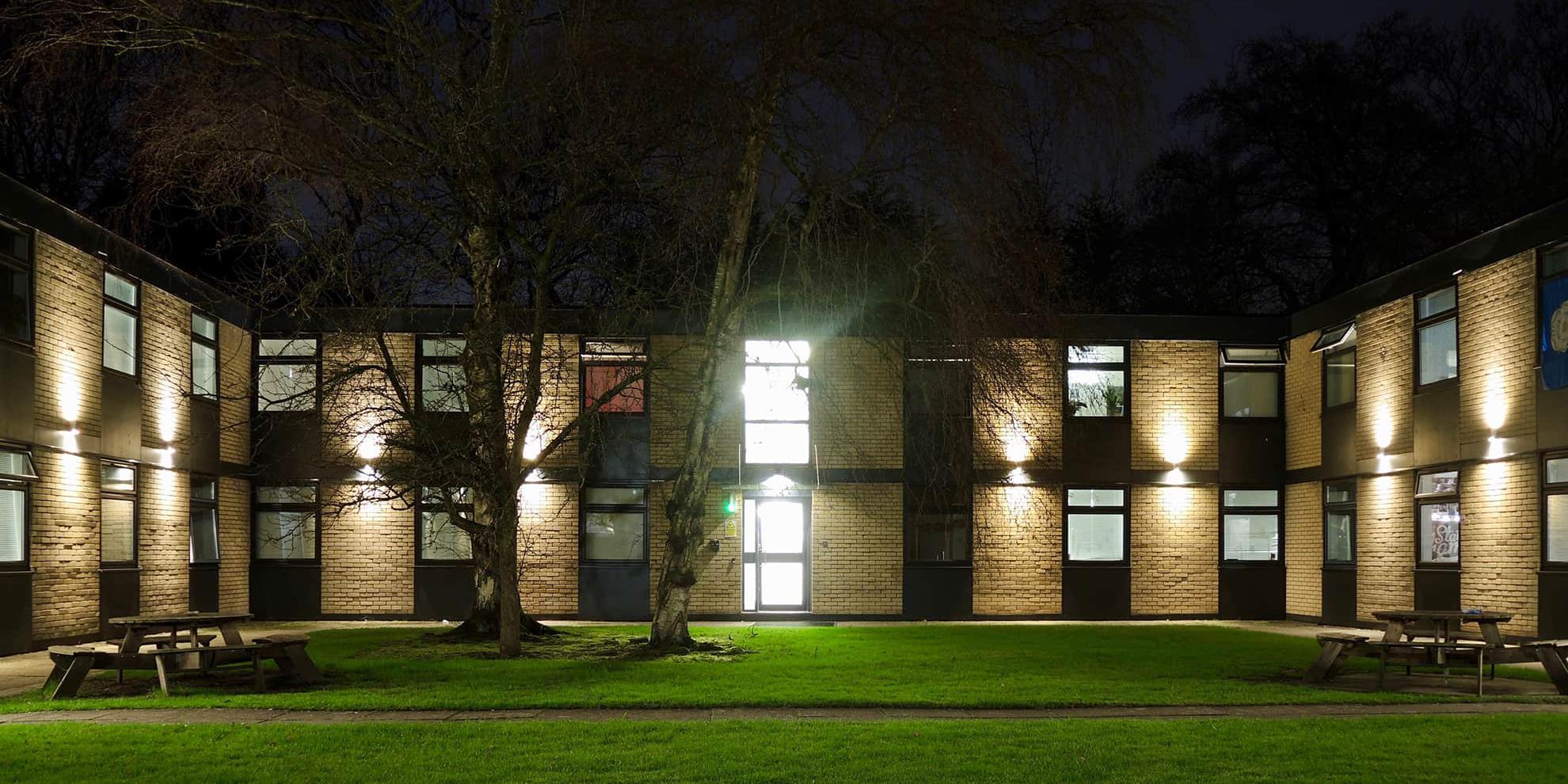 Langdale Courtyard