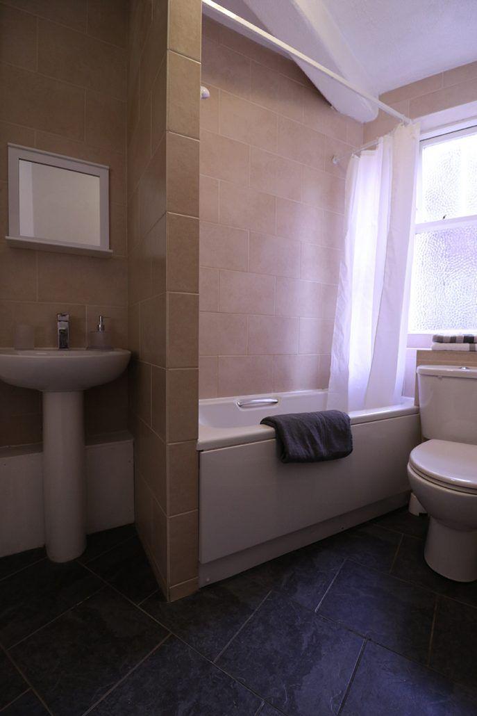 Carfax Court Bathroom