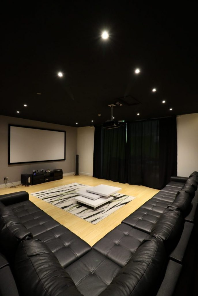 Games Room Cinema Room ...